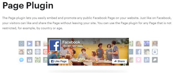 move to the Facebook For Developers Page